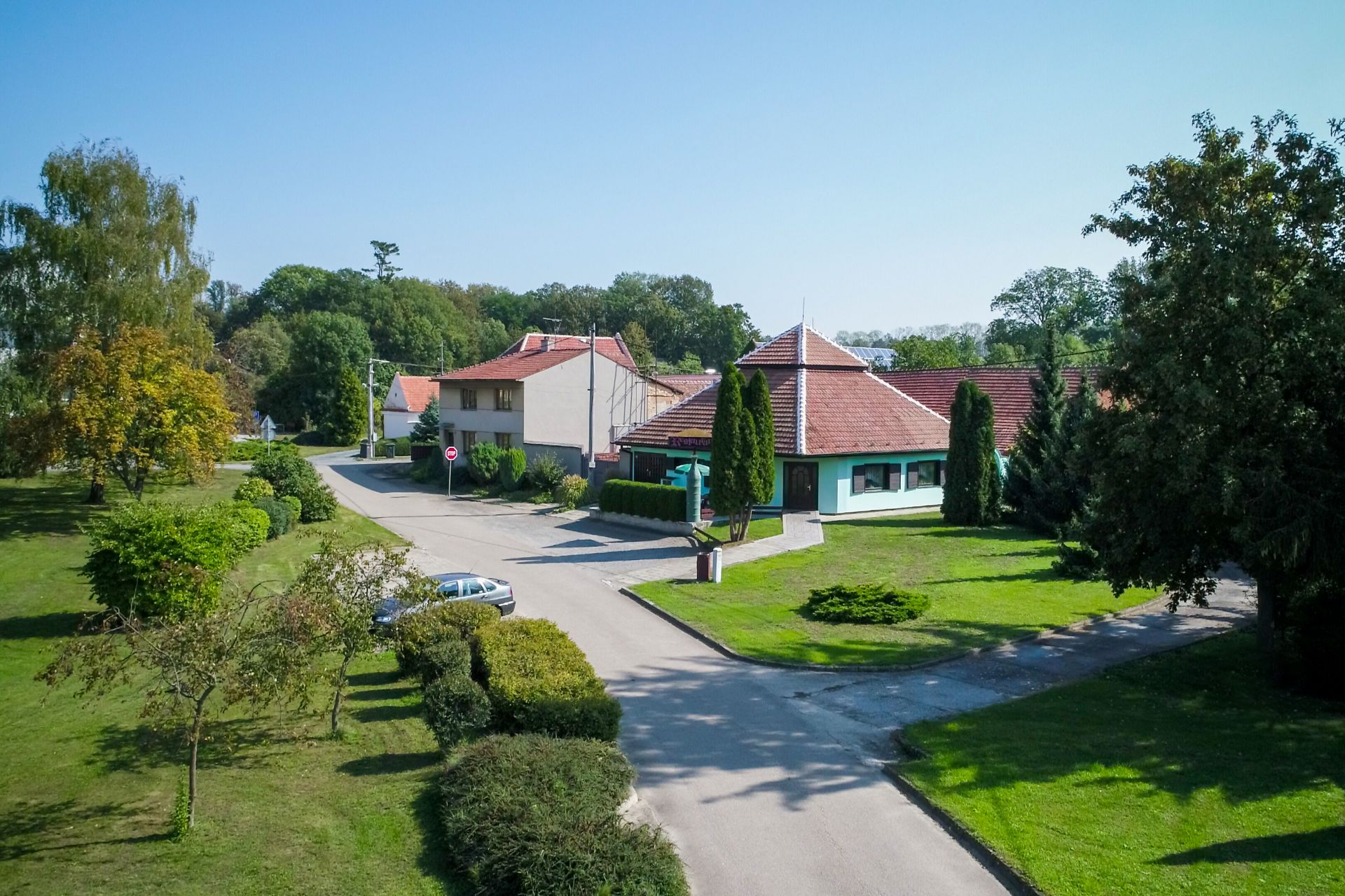 Restaurace Bohdalice u Vyškova